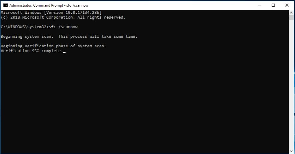 Qb error code 15271
